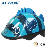 special fish desinge animal design helmet for kids