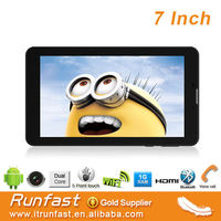 7 inch 3g tablet pc direct buy china