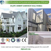 2015 EPS sandwich panel movable villa with easy and quick installation