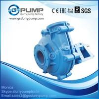 High Pressure Electric motor drive Gold slurry Mining Water Pump