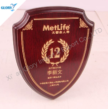 High Quality Wholesale Wooden Award Plaque Blank