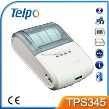 Telpo TPS345 handheld 58 mm receipt label bill printer