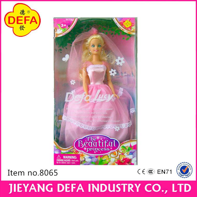 custom made plastic wedding dress baby doll.jpg