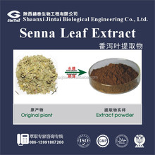 8% 20% Watersoluble Sennosides A+B from Senna Leaf Extract