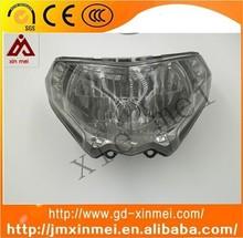 High quality custom ABS plastic motorcycle head light For 2006 2007 GSXR600 GSXR750 K6