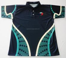Wholesale Small Min Order Quantity Dye Sublimation Men Printing T-shirt DS-SC-003