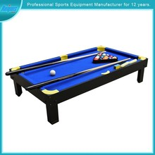 Hot-selling low price billiard game table