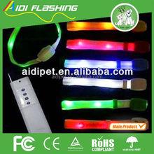 Fashion Remote Controlled DMX LED Light Up Colour Pandora Bracelets Activated Glow Flash Bangle