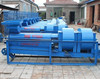 Diesel engine or motor drive Pinenut thresher and wind cleaning machinery/ pinenut shelling and dust removingmachinery