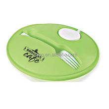 All-Purpose Food Bowl, Oval Plastic Thermal Food Bowl