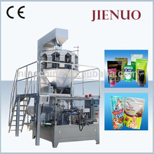 Rotary automática de ponderación cemento bolsa máquina de envasado