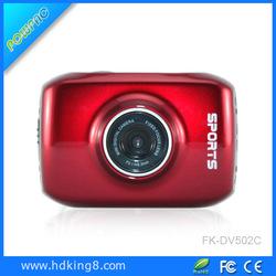 action shot camera Waterproof DVR Camcorder Driving Recorder For Bike/Diving/Surfing/Ski/Skydiving HD 720P camera
