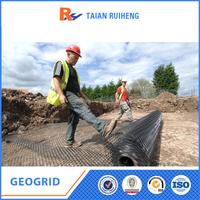 HDPE/PP Geogrid/ plastic e Geogrid
