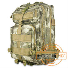 Military Backpack with Camouflage Color Waterproof and Flame Retardant ISO standard