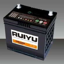 55D23L mf 12V60AH on automobiles/car/truck/boat car battery