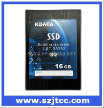 16GB SSD Hard Disk with China Factory 16GB SSD MLC Chip Hot Selling SSD