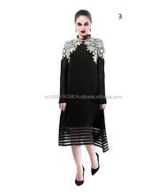 Woman Casual Dress | 2014 New Design Ladies Dress | Wholesale Long Sleeve Womens Dresses