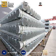 good quality astm a53 gr.b galvanized steel pipe