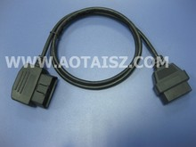 OBDII cable J1962 macho Cable