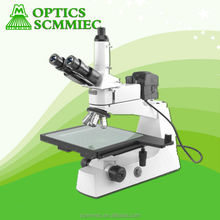 SC160 Trinocular Industrial inspection metallurgical microscope with 10x10 inch travel stage