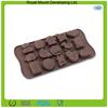 Baby toys theme chocolate silicone molds,silicone cake pan baking tray