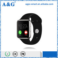 Smart Wrist Watch Phone Bluetooth Mate U8 For IOS Android Samsung Iphone Black