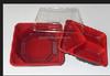 2015 design mini plastic polystyrene bento lunch food box