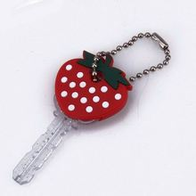 new arrival 3D cartoon car key cover,cool silicon car key cover