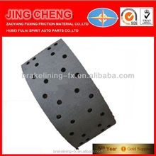 Free sample,high performance ,direct manufacturer ,truck parts brake lining 19049