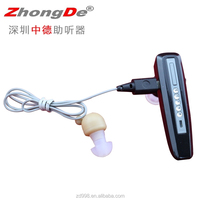 Best selling products rechargeable bluetooth headset hearing aid