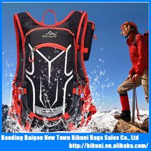 European style cool outdoor sport fashion nylon unisex ridiing bike cycling backpack bags