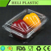 disposable plastic fruit packaging boxes/containers