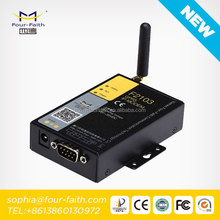 IP Wireless Sensor Networking 3G Modem for PLC(F2403)