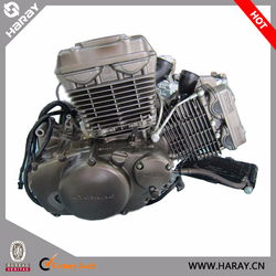 Chinese Loncin Zongshen Lifan Ricing 250cc V Twin Motorcycle Engine