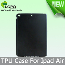 slim stand Smart Magnetic TPU Case Cover for IPAD AIR for sleep waking