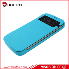High quality bank case for Samsung Galaxy S4 mini extended battery case