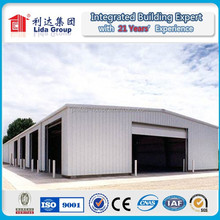 Sandwich Panel Steel Structure Workshop&Warehouse