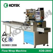 Horizontal Flow Automatic Envelope Packing Machine For Caramel Treats