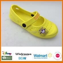 Children eva garden shoe