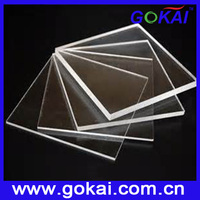 High grade plexiglass tiles