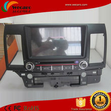 Wecaro Android Touch Screen Car Dvd For Mitsubishi Lancer With 3G Wifi Navigation,ipod,stereo,radio,usb,BT