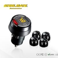 Hot sell steelmate TP-70 P wireless DIY tpms, tire pressure monitoring system, digital pressure gauge