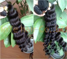 Jinye Beauty hair fashionable 7A 100% Brazilian virgin human hair deep wave hair extension weaving machine weft shedding free
