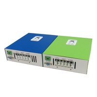 PC monitoring DC output solar lights charge controller 40a