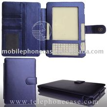 Wallet case For Amazon kindle E-book cover