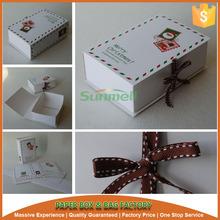 christmas paper cupcake box for sale