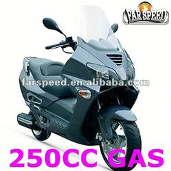 EEC gas motorcycle