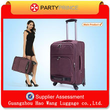 2015 Newest designed style business trolley carry on soft bag
