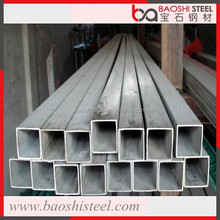 hot-dipped high quality rectangular hollow section weight