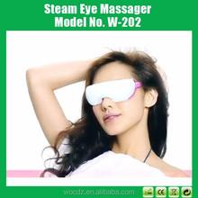 2015 Golden Supply Vibration Warm Anti-wrinkle Eye Care Massager, Steam Eye Massager